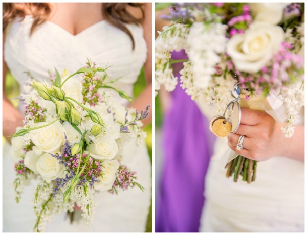 purple-wedding-bride-bouquet