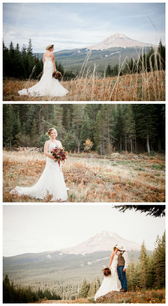 Rustic Ski Lodge Wedding Styled Shoot Pretty My Party