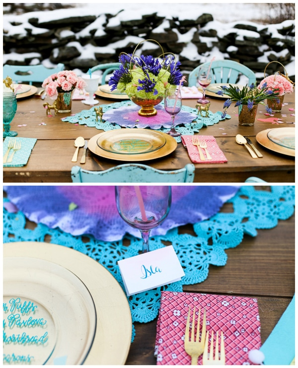 Unicorn Wedding Styled Shoot Pretty My Party Party Ideas