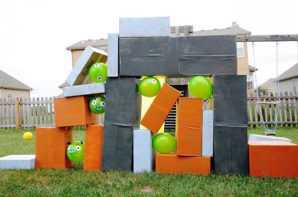 Angry Birds Backyard Edition Game - Outdoor Games