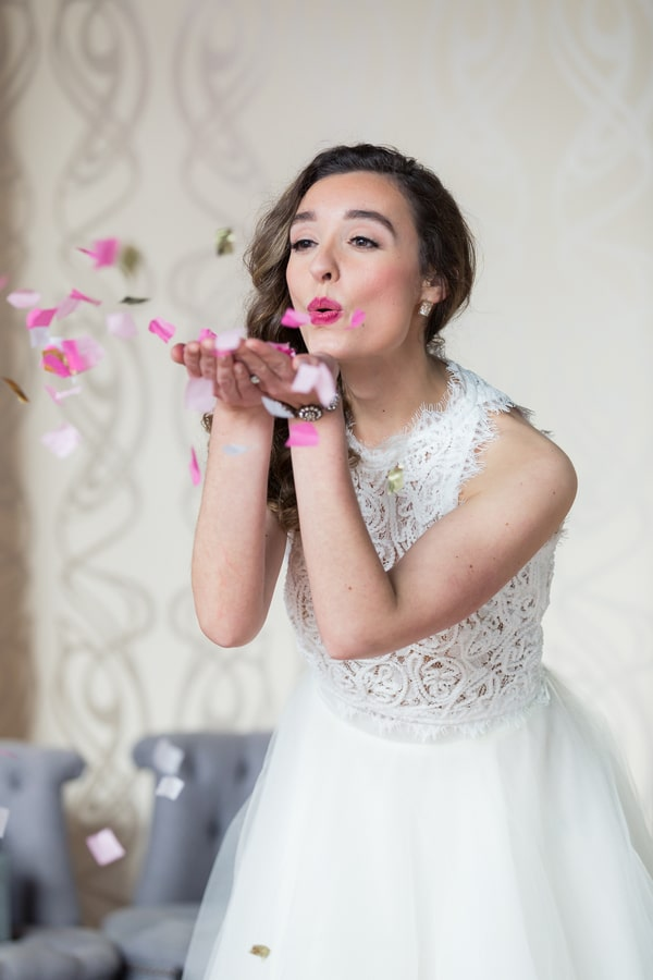 Kate Spade Bridal Shoot