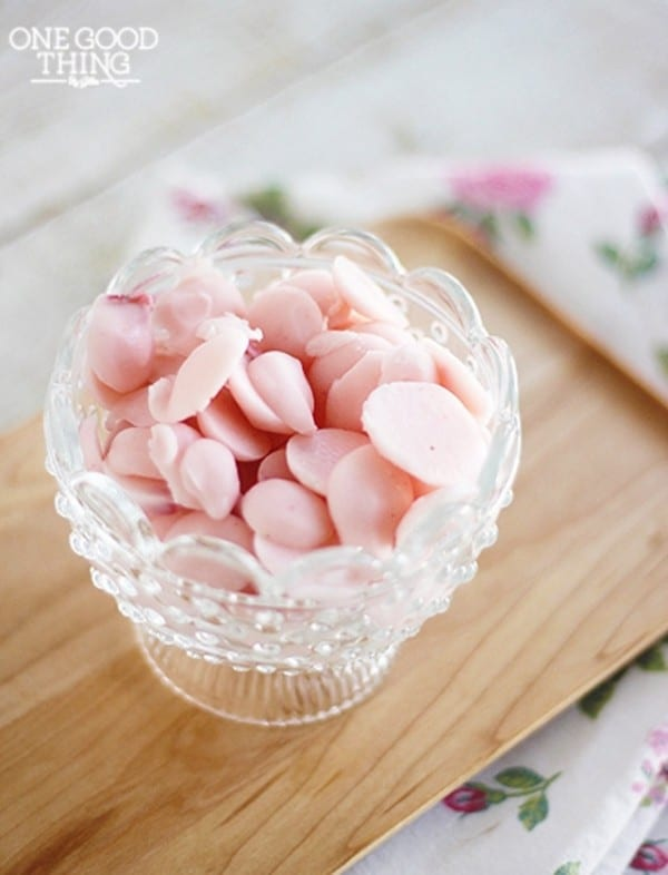 Frozen Yogurt Drops - Finger food