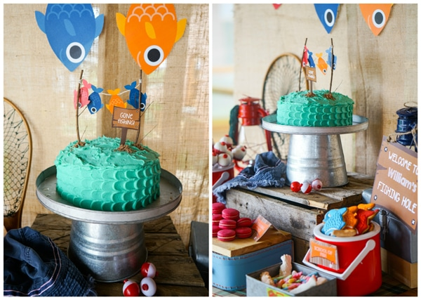 Adorable Boys Gone Fishing Party Pretty My Party Party