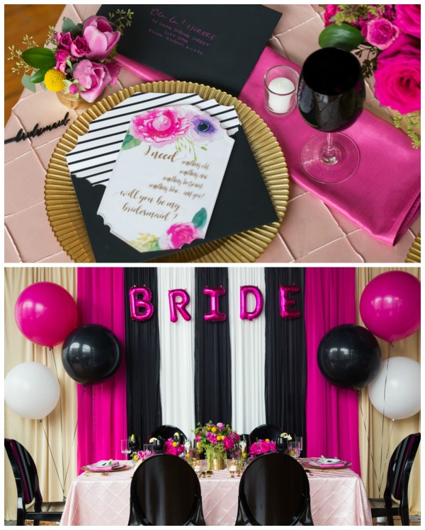 Kate Spade Bridal Shower