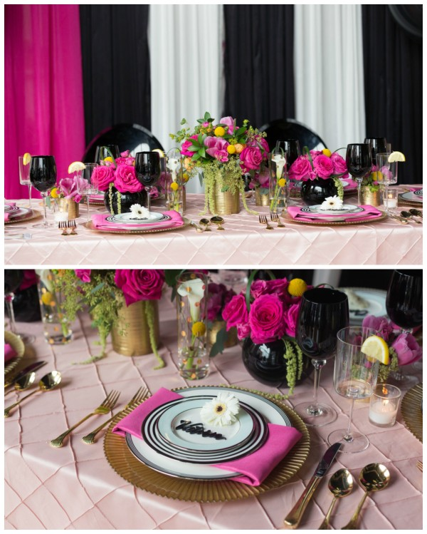 Kate Spade Bridal Shower Ideas