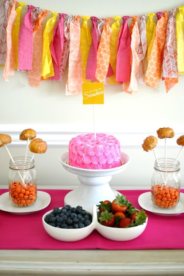 little-sunshine-dessert-table