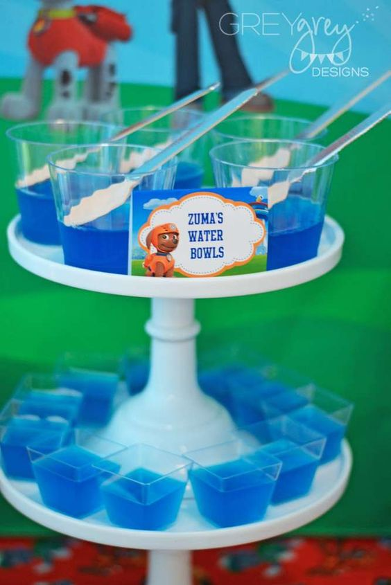 20 Creative Paw Patrol Party Ideas
