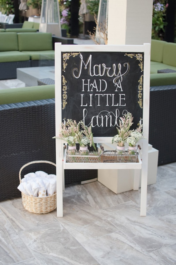 mary-had-a-little-lamb-baby-shower-sign