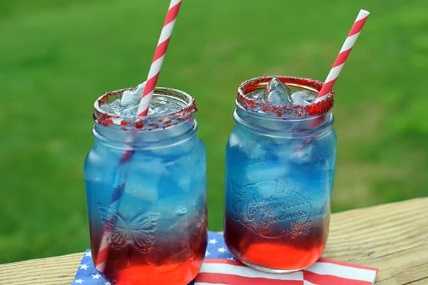 Patriotic Punch Recipe