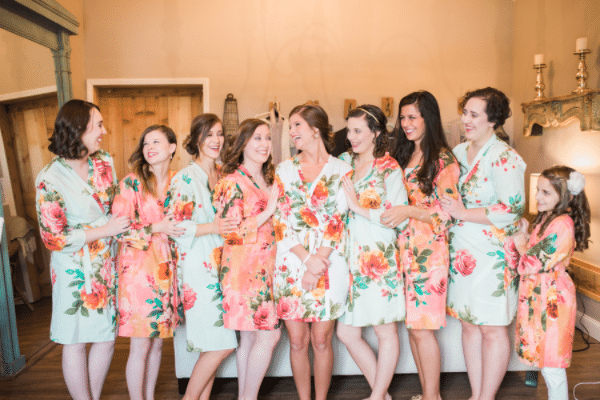Southern Rustic Charm Wedding Theme Bridesmaids