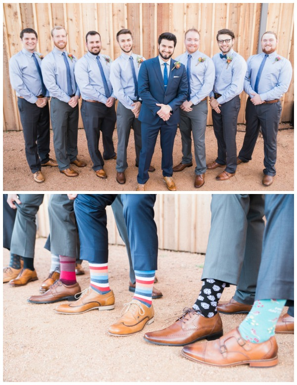 Southern Rustic Charm Wedding Theme groomsmen| Pretty My Party