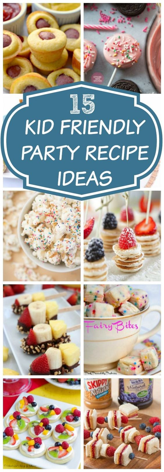 Birthday Party Dinner Menu Ideas Part - 50: Toddler Birthday Party Finger Foods