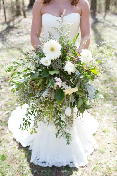 Earthy Chic Vow Renewal Styled Shoot