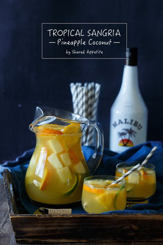 16 Summer Sangria Recipes | Pretty My Party
