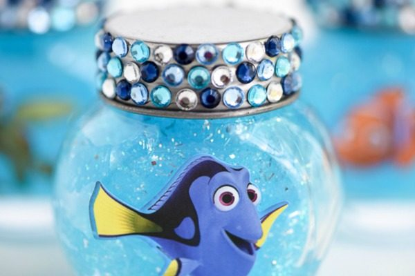 40 Finding Dory Birthday Party Ideas