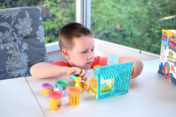 Play-Doh Town Playset Fun