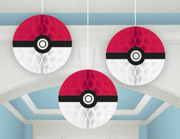 Pokemon Decorations - Creative Pokemon Birthday Party Ideas - Pretty My Party