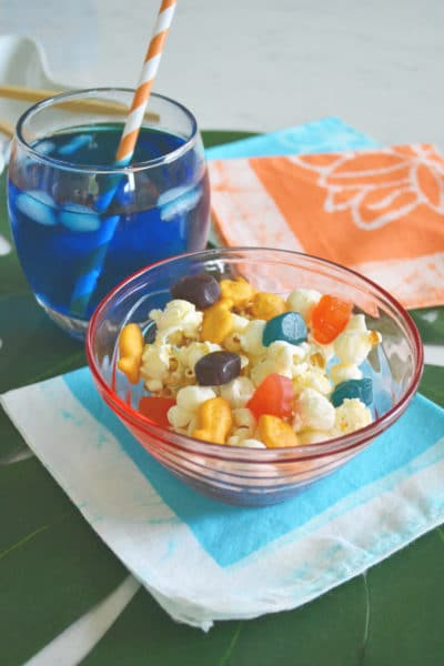 Finding Dory Inspired Snack Ideas