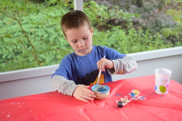 Pottery Craft Ideas For Kids via Pretty My Party