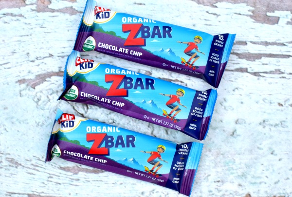 Cliff Kid ZBar, 6 Ways Kids Develop Healthy Habits via Pretty My Party