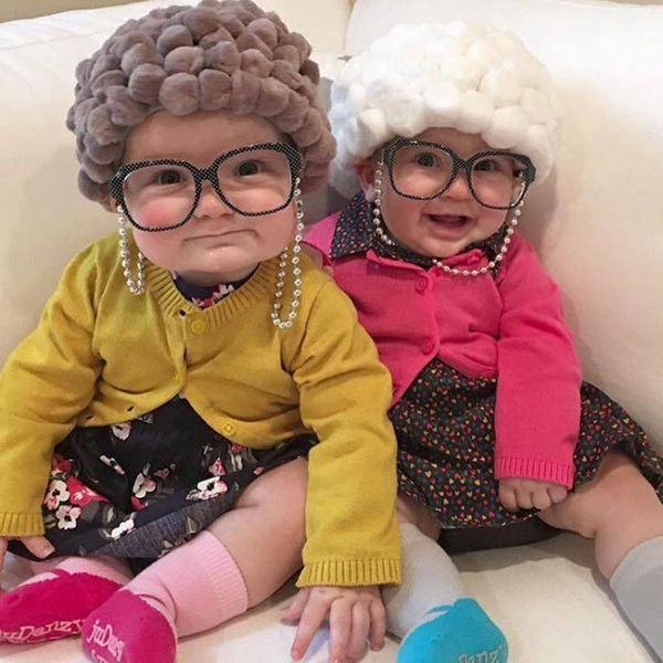 Old Lady Halloween Costumes For Kids