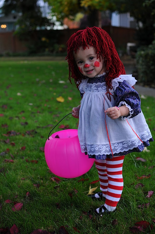 14 Unique Homemade Halloween Costumes - Pretty My Party ...