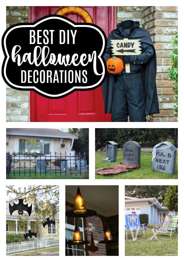 Best DIY Halloween Decorations on Pretty My Party