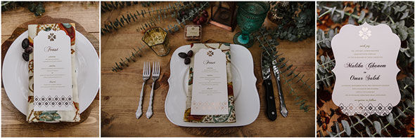 Moroccan Inspired Wedding Styled Shoot