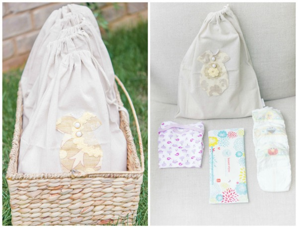 Whimsical Outdoor Baby Shower Gifts via Pretty My Party