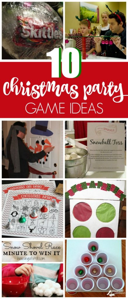 10 Christmas Games Everyone Will Love - Pretty My Party