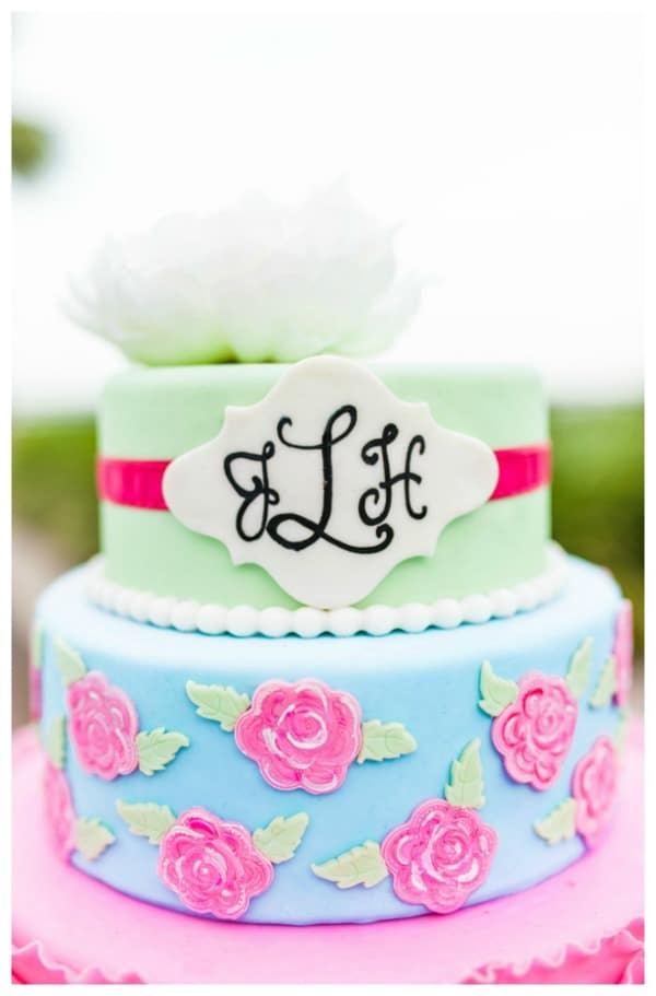 Lilly Pulitzer Inspired Bridesmaid Brunch Pretty My Party