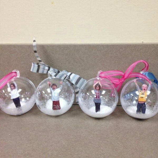 26 Adorable Handmade Christmas Ornaments Pretty My Party
