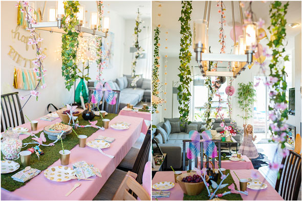 fairy tale birthday party pretty my party