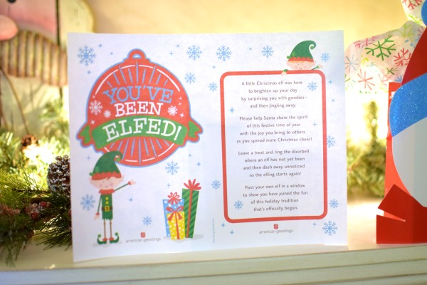 Free You've Been Elfed Printables | Pretty My Party