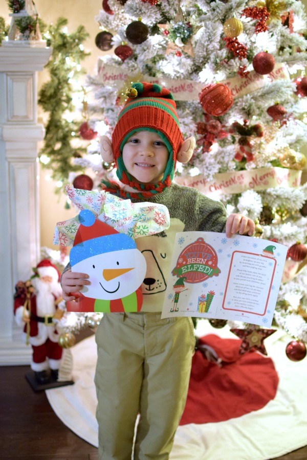You've Been Elfed Fun with American Greetings | Pretty My Party