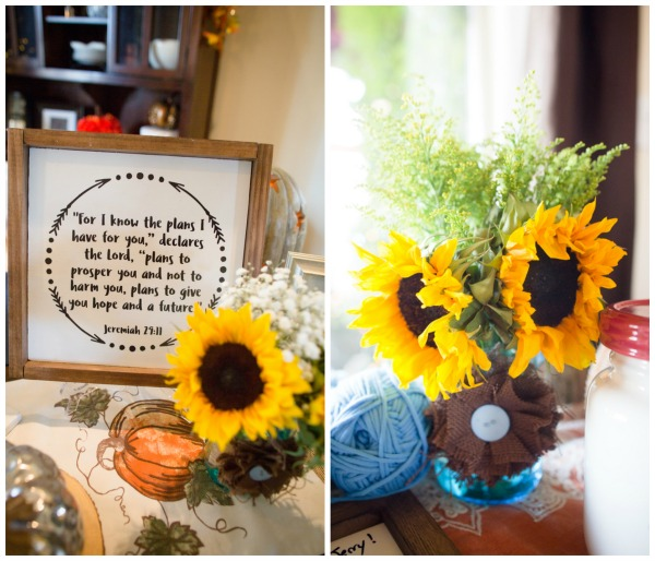 Fall Themed Baby Shower Pretty My Party Party Ideas