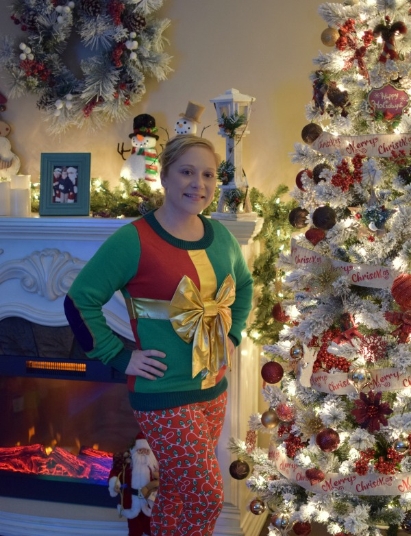 Ugly Christmas Sweater Party with Tipsy Elves   Pretty My Party