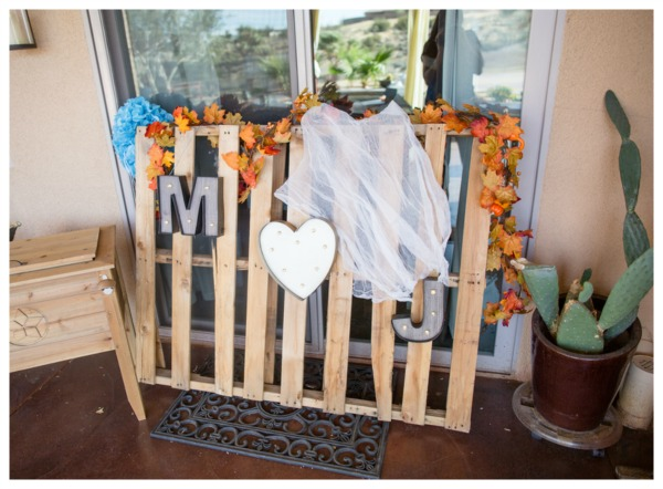 Fall themed baby shower pretty my party