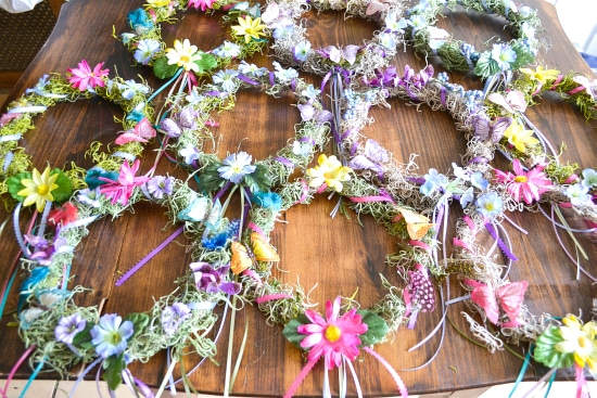 21 Fabulous Fairy Party Ideas Pretty My Party Party Ideas