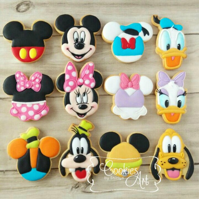 Mickey Mouse Clubhouse Party Ideas Food