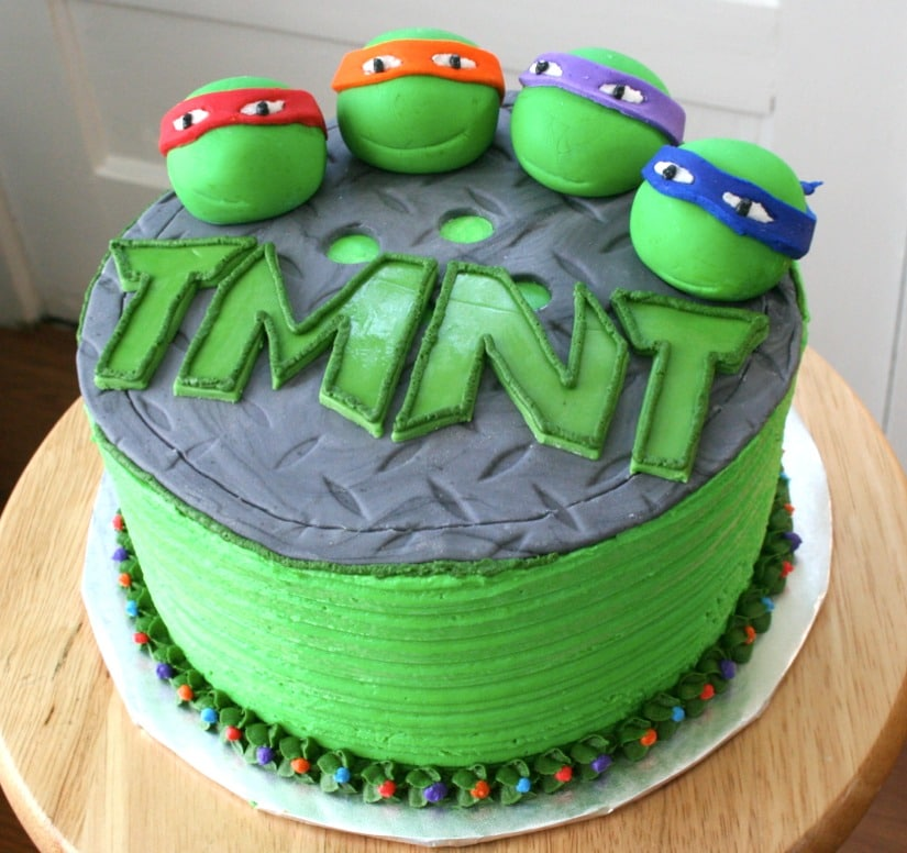 30 teenage mutant ninja turtle party ideas pretty my party party