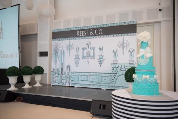Breakfast At Tiffany's Birthday Party | Pretty My Party