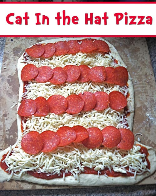 Cat in the Hat Pizza Idea | Pretty My Party