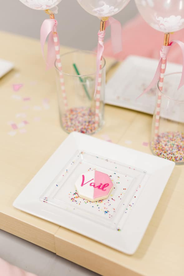 Little Sprinkles Birthday Fun Decorations | Pretty My Party