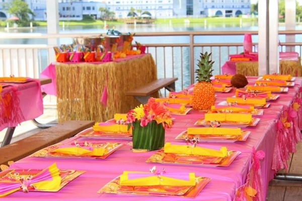 Tropical Luau Birthday Party Pretty My Party Party Ideas