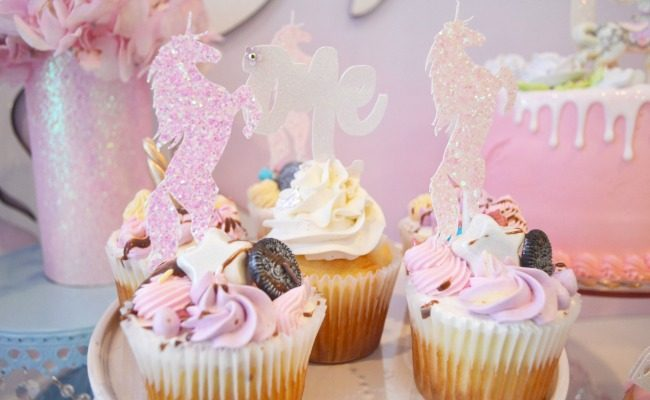 Magical Unicorn Birthday Party