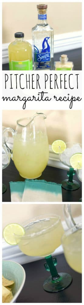 Pitcher Perfect Margaritas | Pretty My Party
