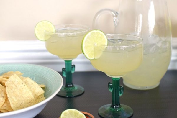 Pitcher Perfect Margaritas