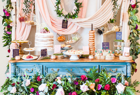 15 Baby Shower Girl Themes