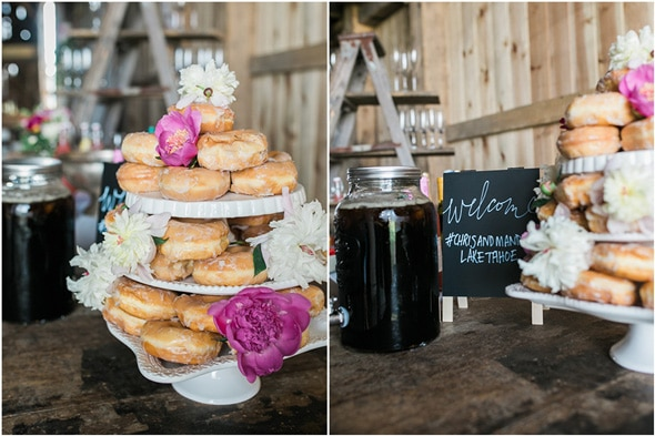 sophisticated rustic bridal shower pretty my party